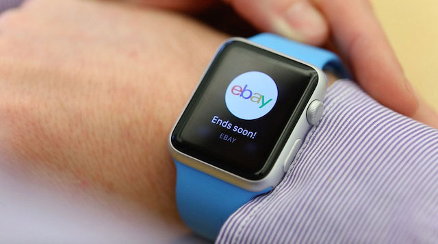 Google, eBay и Amazon отказались работать с Apple Watch
