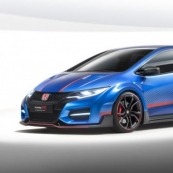 2015 Honda Civic Type R доступен для предзаказа в Великобритании