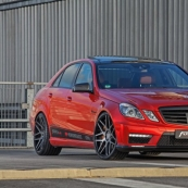 PP-Performance форсировали Mercedes-Benz E63 AMG