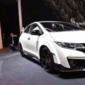 #Женева2015 | Горячий хетчбек Honda Civic Type R