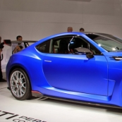 #Нью-Йорк2015 | «Живые» фото Subaru BRZ STI Performance