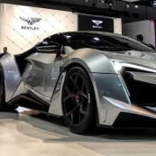 W Motors представила суперкар Fenyr Supersport