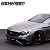 Renntech «зарядили» Mercedes S63 AMG Coupe