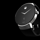 Movado представила «умные» часы Connect на Android Wear 2.0