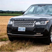 Эксперты протестировали Land Rover Range Rover Supercharged с турбодвигателем V8