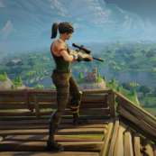 Игра Fortnite Battle Royale выходит на iOS