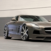 Mercedes-Benz SLS AMG от ателье DD Customs
