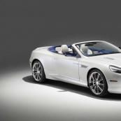 Aston Martin представила DB9 Volante Morning Frost