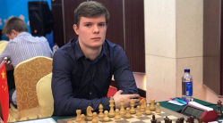 Кирилл Алексеенко взял бронзу шахматного FIDE Grand Swiss