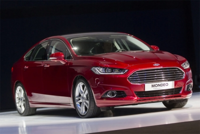 Ford Mondeo 2015-2016