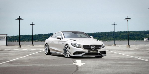 Voltage Design представили свой вариант Mercedes-Benz S63 AMG Coupe